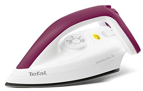 Tefal Trockenbügeleisen FS4030 Easygliss   1200W   Durilium Bügelsohlen-Technologie   Thermostat  ...