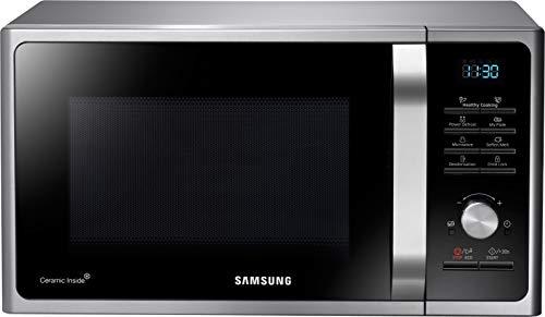 Samsung MS28F303TAS/EG Mikrowelle / 1000 W / 28 L Garraum (Extra gro) / 51,2 cm Breite / Power Defrost /...