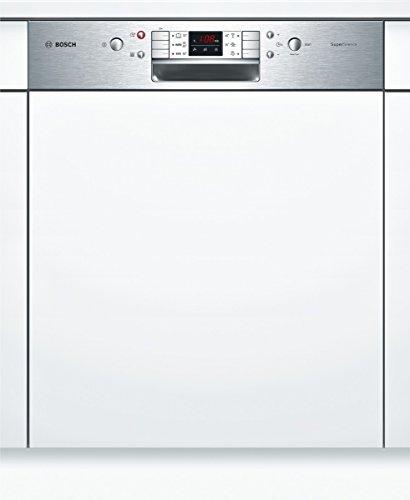 Bosch SMI68N25EU Serie 6 Geschirrspüler Teilintegriert / A++ / 266 kWh / 14 MGD / ActiveWater...
