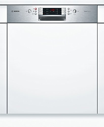 Bosch SMI69N75EU Serie 6 Geschirrspüler Teilintegriert / A+++ / 237 kWh / 14 MGD / edelstahl /...