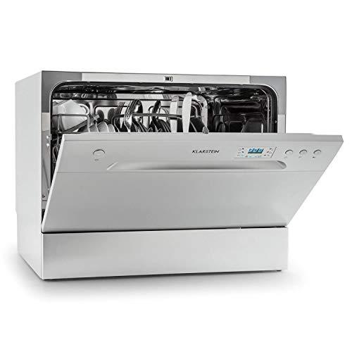 Klarstein Amazonia 6 Spülmaschine Tischgeschirrspüler (freistehend, A+, 174 kWh/Jahr, 55 cm breit, 49...