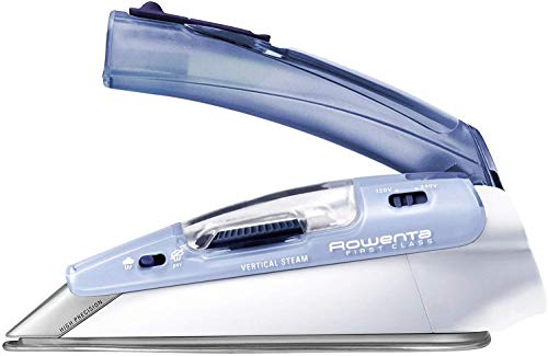 Rowenta DA1510 Focus Travel Reisebügeleisen, max. 1000W, 45g/min Dampfstoß, Dampf-Bügeleisen ohne...
