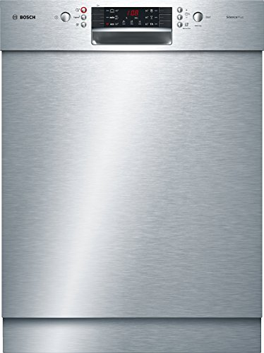 Bosch SMU46CS01E Serie 4 Unterbaugeschirrspüler / A+++ / 234 kWh/Jahr / 2660 L/jahr / EcoTrocknung