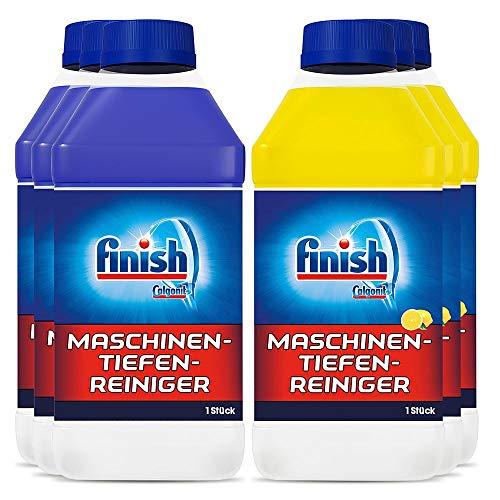 Finish Maschinentiefenreiniger Mixkarton – Flüssiger Maschinenreiniger gegen Kalk und Fett –...