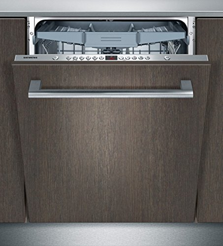 Siemens SN66P082EU iQ500 Geschirrspüler Vollintegriert / A+++ / 237 kWh / 14 MGD / 2660 Liter / 3-fach...