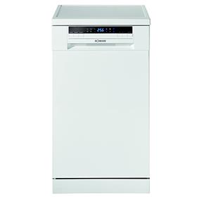 Bomann gsp 852 freistehende spulmaschine produktbericht for Freistehende spülmaschine