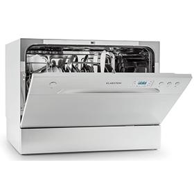 Klarstein Amazonia 6 Argentea Tisch Spülmaschine