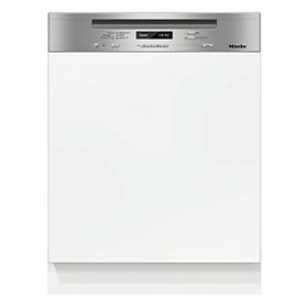Miele G6300 SCi D ED230 teilintegrierte Spülmaschine