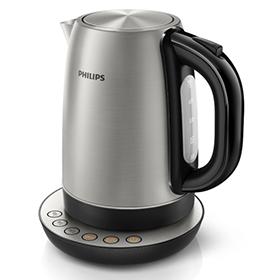 Philips HD9326:21 Wasserkocher mit Temperatureinstellung