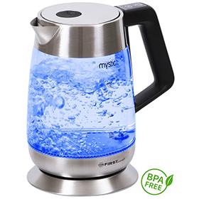 TZS First Austria 2200W 1,8L Glas Wasserkocher