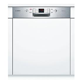 Bosch SMI68N25EU Serie 6 teilintegrierte Spülmaschine