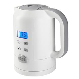 Russell Hobbs 21150-70 Wasserkocher mit Temperatureinstellung