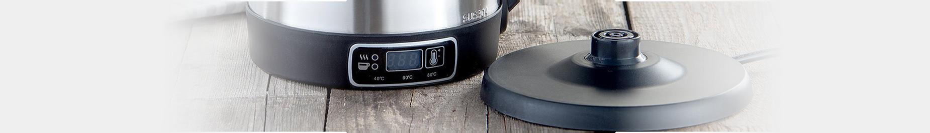 Wasserkocher mit Temperaturanzeige Test Übersicht und Vergleich