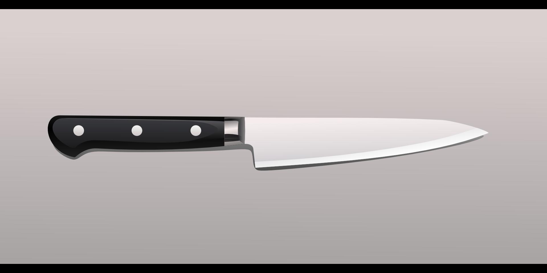 Verschiedene Messer und ihre Eignung