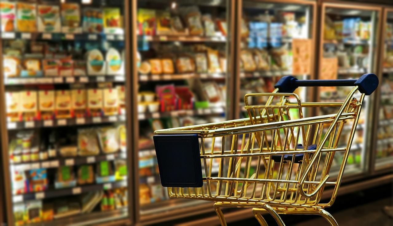 Zeitsparen beim Einkaufen